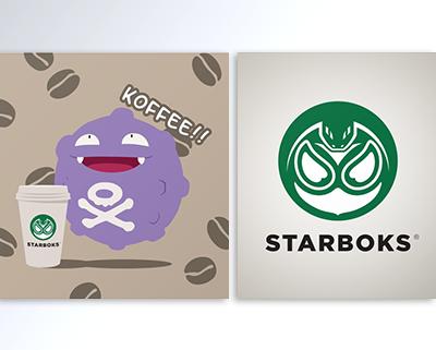 Koffee /Starboks